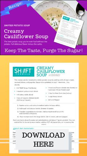 Low carb vegetable soup