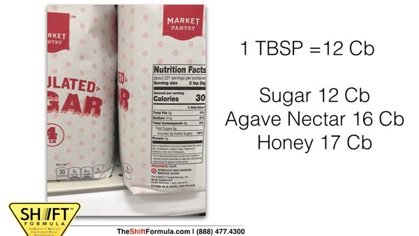 healthy sugar - 1