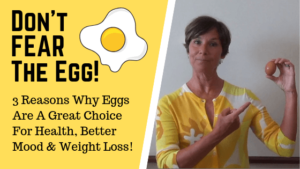 Nutritional Facts On Eggs