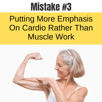 Weight Loss Exercise - Mistake #3