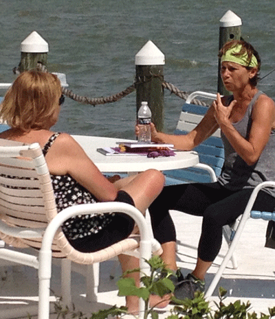 SHIFT Vacation Retreat - Coaching with Barbara McDermott