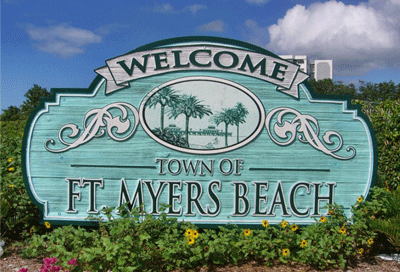 Fort Myers Beach - Welcome