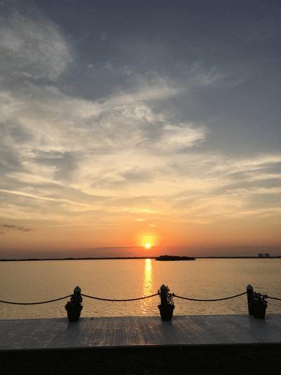 SHIFT Retreat Sunrise