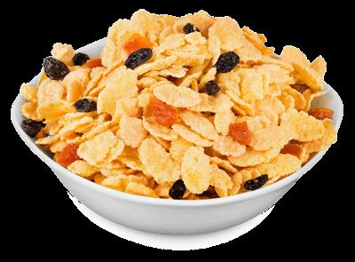 nutritional value of egg versus cereal