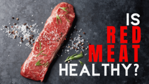 Is Red Meal Healthy?