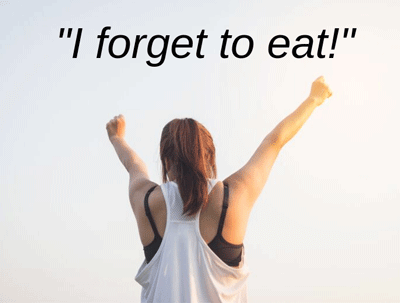 Weight Loss Without Hunger