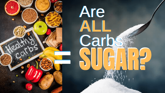 Are Carbs Sugar