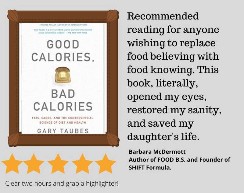 Good Calories, Bad Calories - Gary Taubes