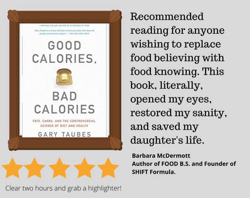 Good Calories, Bad Calories - Gary Taubes