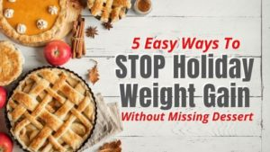 How To Stop Weight Gain