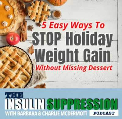Forget To Eat Podcast - Stop Holiday Weight Gain