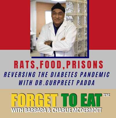 Dr. Gurpreet Padda - Reversing The Diabetes Pandemic