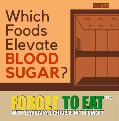 Which Foods Elevate Blood Sugar