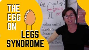 High Insulin Levels - The Egg On Legs Story