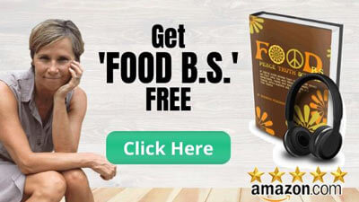 Get Barbara McDermott's Best-Selling 'FOOD B.S.' - FREE