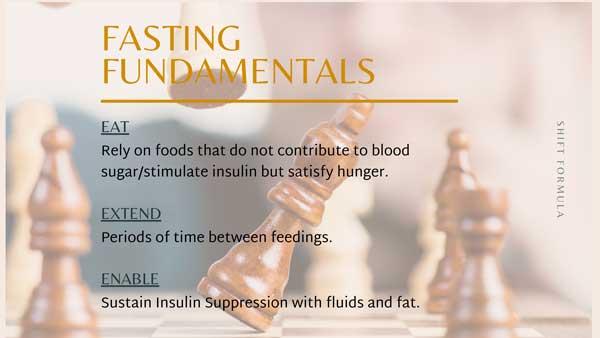Intermittent Fasting Fundamentals | Barbara McDermott - SHIFT Formula
